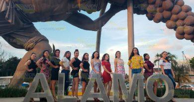 El domingo, presentación de candidatas a Reina de la Feria de la Naranja en Álamo