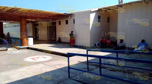 Embarazadas a la deriva por falta de ginecólogos en el hospital del Totonacapan