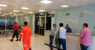 Emergencia en el Tecnológico de Cerro Azul por olor a gas