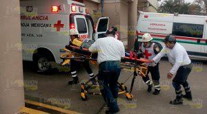Emergencia en hospital de Pemex por sorpresivo simulacro en Cerro Azul