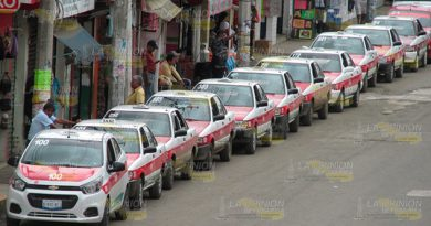 En Naranjos solicitan cursos más frecuentes para choferes de taxi