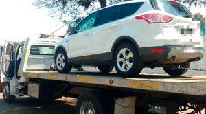 En Operativo Cero Tolerancia, recuperan 3 vehículos