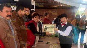 Estudiante de Espinal gana el Regional de Cuenta Cuentos