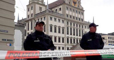Evacuados seis ayuntamientos alemanes por amenazas de bomba