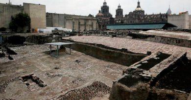 Hallan tesoro de sacrificios en Templo Mayor
