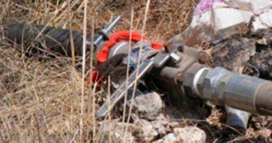 Hallan toma clandestina entre la maleza en Veracruz