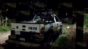 Identifican a comerciante asesinado ayer por la noche en Cerro Azul