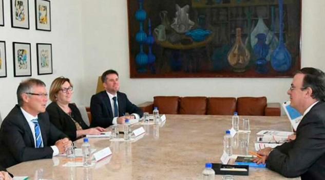 Impulsan México y Nueva Zelanda cooperación económica
