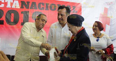 Inicia colecta nacional de Cruz Roja en Poza Rica