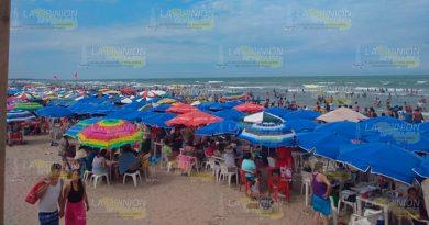 Iniciará censo de ocupación en playas de Tuxpan