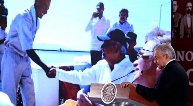 Sí se pudo el cierre de penal de Islas Marías: López Obrador