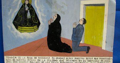 Italia restituye a México 596 exvotos sustraídos ilícitamente del país