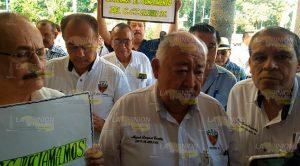 Jubilados de la Sección 30 de Poza Rica, necesitan su medicamento