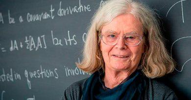 "Karen Uhlenbeck, la primer mujer en recibir ""Nobel"" de matemáticas"