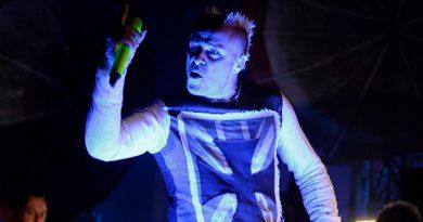 Keith Flint, vocalista de The Prodigy, muere a los 49 años