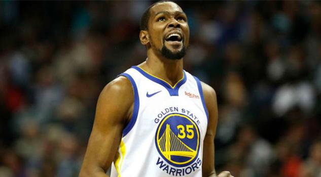 ¿Kevin Durant deja a los Warrios por los Knicks?