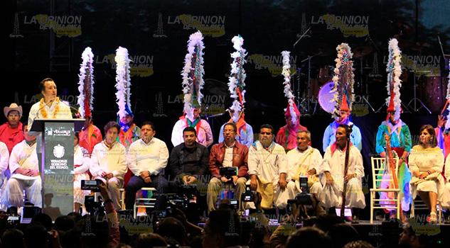 La cultura totonaca debe trascender a nivel mundial, gobernador de Veracruz (1)