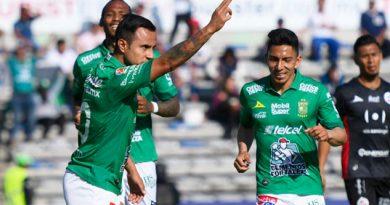 León se apodera de la cima de la Liga MX