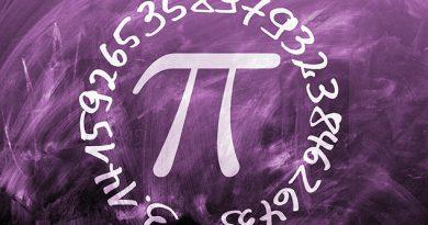Lo que no sabías del número Π (PI)