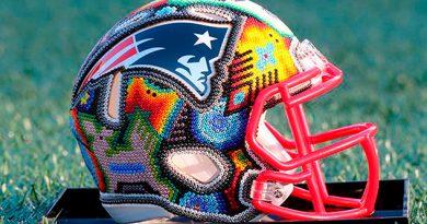 Los Patriots festejan a la mexicana el Día del Artesano