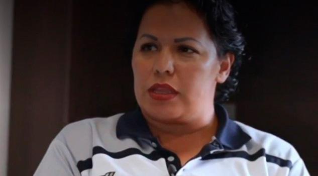 Luz Alicia Gordoa, primera mujer mexicana ampayer internacional