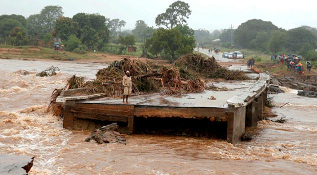 México expresa solidaridad con países africanos afectados por ciclón Idai