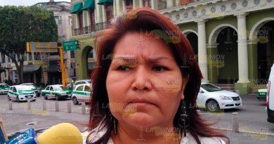 Madre de desaparecido en Papantla, en huelga de hambre en Xalapa