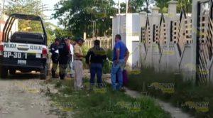 Niño perdido en Las Choapas, aparece embolsado