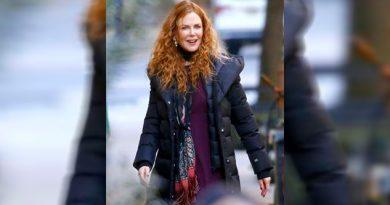 Nicole Kidman con un gran cambio de look para su nuevo proyecto