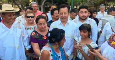 No habrá bono de apoyo por ventas bajas en Cumbre, Gobernador de Veracruz