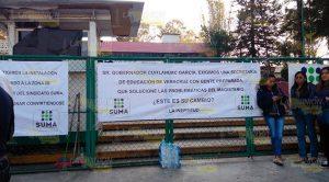 Nuevamente tomada la SEV en Xalapa