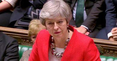 Parlamento británico rechaza por segunda vez el Brexit