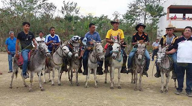 Posponen carrera de burros para el día domingo en Espinal
