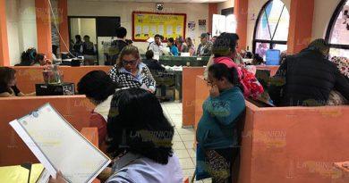 Prepara el Registro Civil campaña itinerante en Tihuatlán