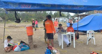 Preparan torres de vigilancia en playas de Tuxpan