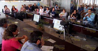 Presenta Protección Civil acciones para atender el protocolo contra acoso