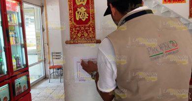 Profeco detecta irregularidades en restaurantes de Tuxpan