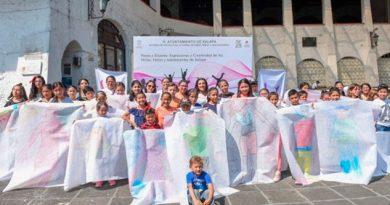 Promueven integrantes de los Consejos Infantiles derechos de las mujeres