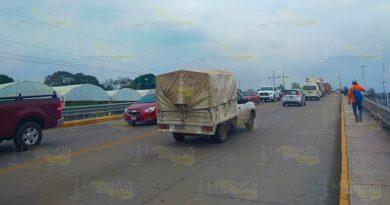 Proyectan distribuidor vial para Tuxpan