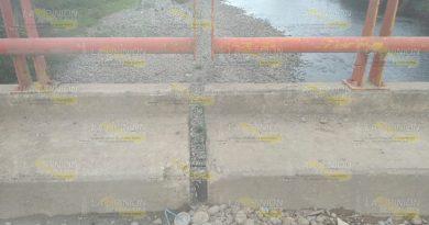 Puente Chichilintla se separa cada vez más