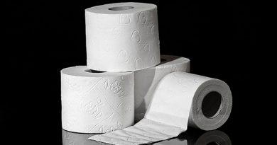 ¿Quién fue el inventor del papel higienico?