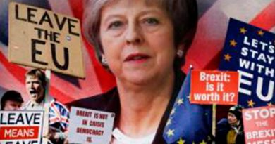 Reino Unido se alista para una votación decisiva sobre el Brexit