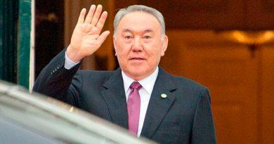 Renuncia Nursultán Nazarbayev, presidente de Kazajistán