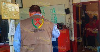 Revisa CEDH anomalías en CERESO de Tuxpan