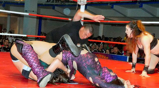 Rivalidades al máximo en la Lucha Libre el fin de semana en Xalapa