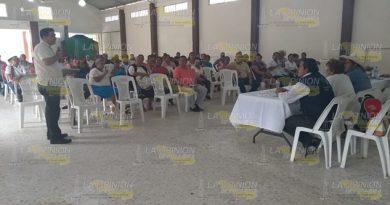 Se implementan talleres sobre igualdad de género en Castillo de Teayo