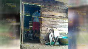 Se quita la vida en la comunidad Las Cumbres de Dios, Tuxpan