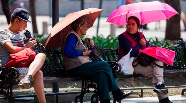 Se registrarán temperaturas de más de 35 grados en la mitad del país