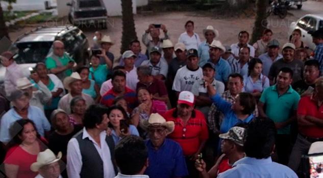Sin acuerdos para liberar presa el Yuribia el sur sufre sin agua