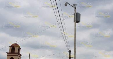 Sin funcionar cámaras de videovigilancia en Venustiano Carranza